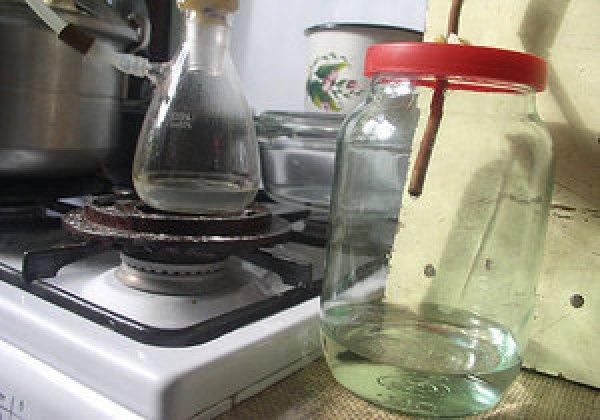 Рецепт быстрого самогона за 3 дня