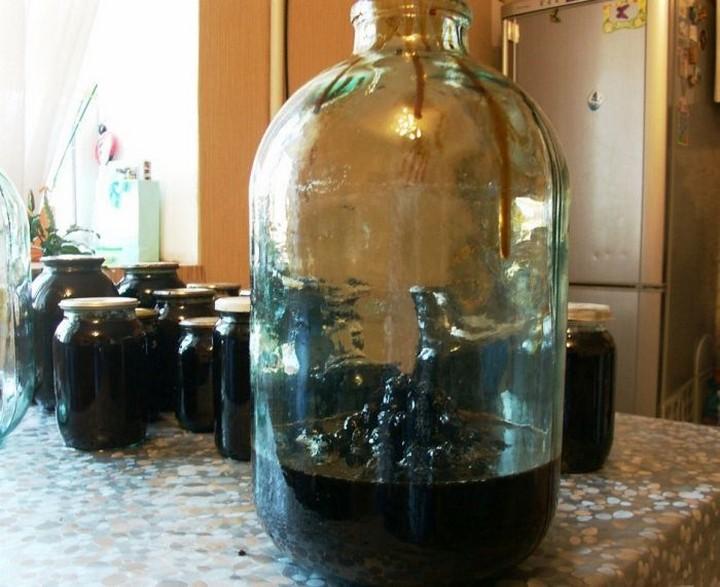 Рецепт браги и самогона из компота
