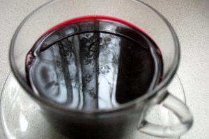 Наливка из ягод черной смородины