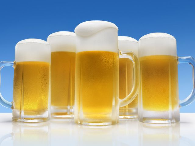 Проверка качества пива в домашних условиях