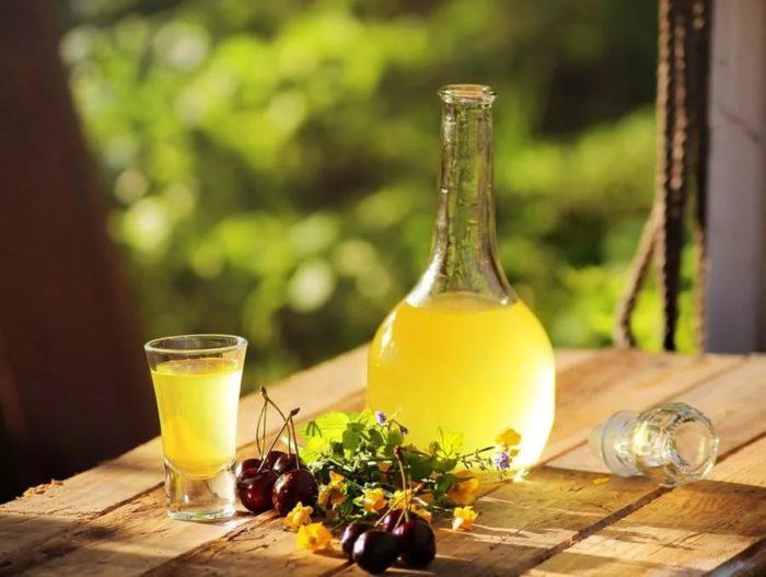 Как пить лимончелло правильно