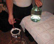 Как очистить самогон от неприятного запаха в домашних условиях