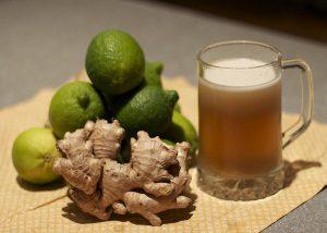 Имбирное пиво: рецепт и вкус