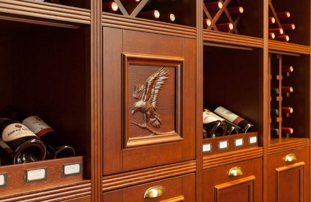 Правила хранения вина дома, в квартире