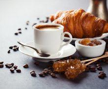Кофе Утро в Париже