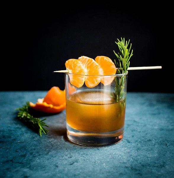 Зимний Old Fashioned