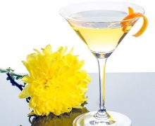 Коктейль Хризантема (Chrysanthemum Cocktail)
