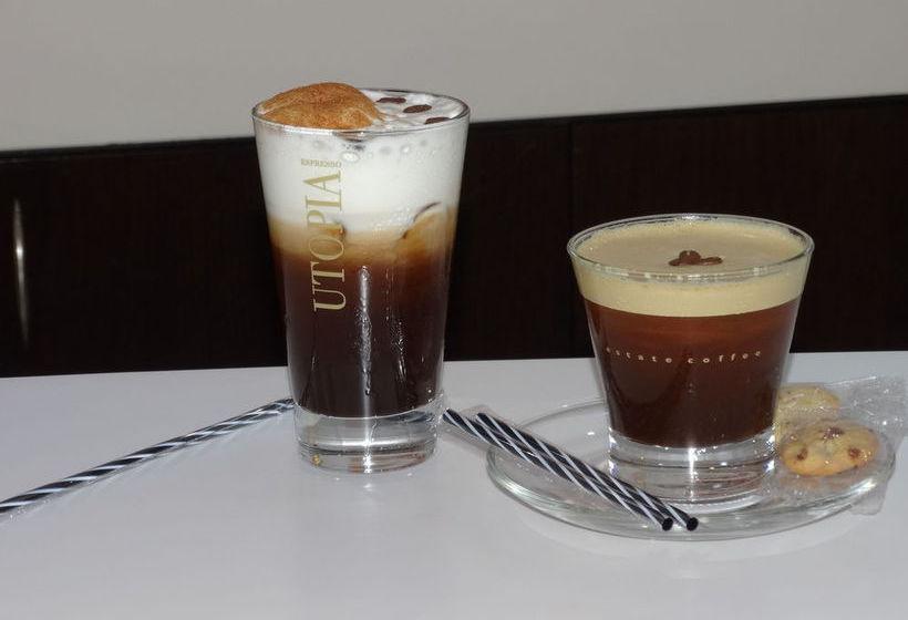 Холодный кофе Пирей