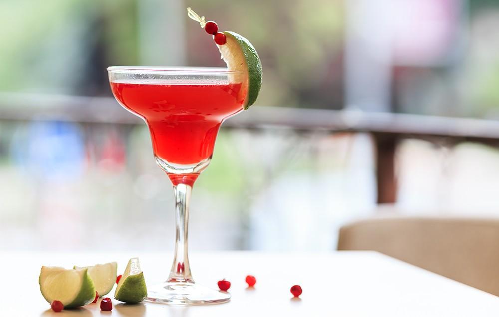 коктейль Cosmopolitan