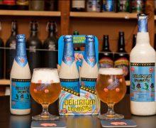 Пиво Delirium Tremens (Белая горячка)