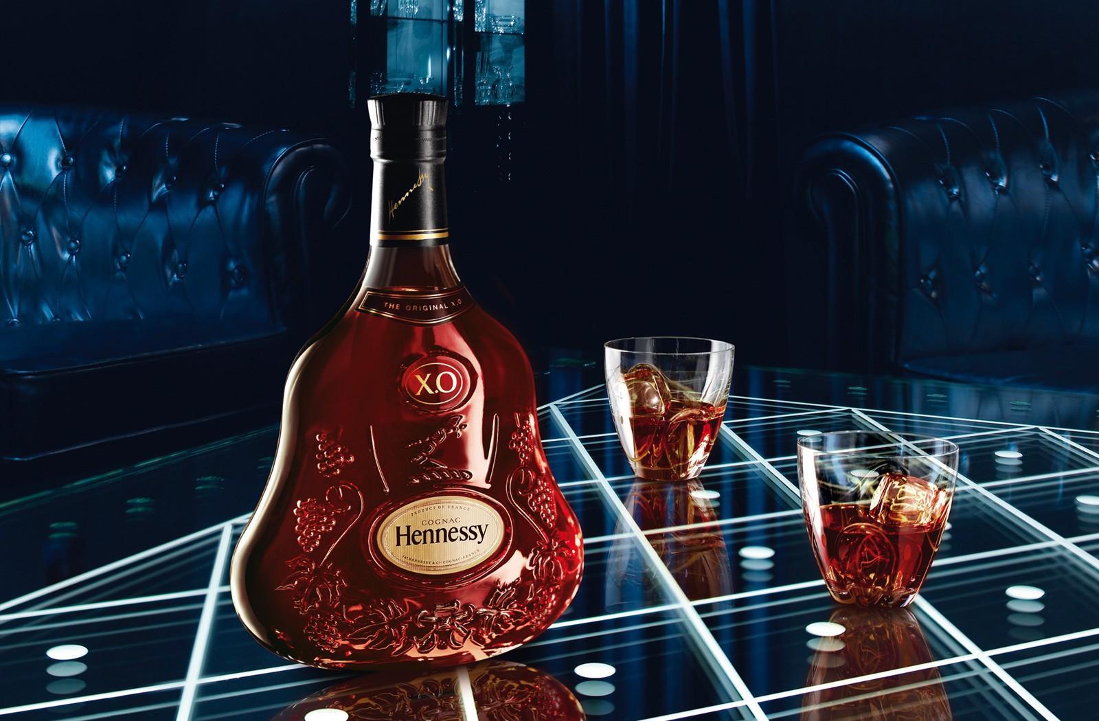 Коньяк Хэнесси (Hennessy)