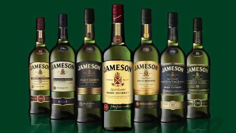 Виски Jameson (Джеймесон)