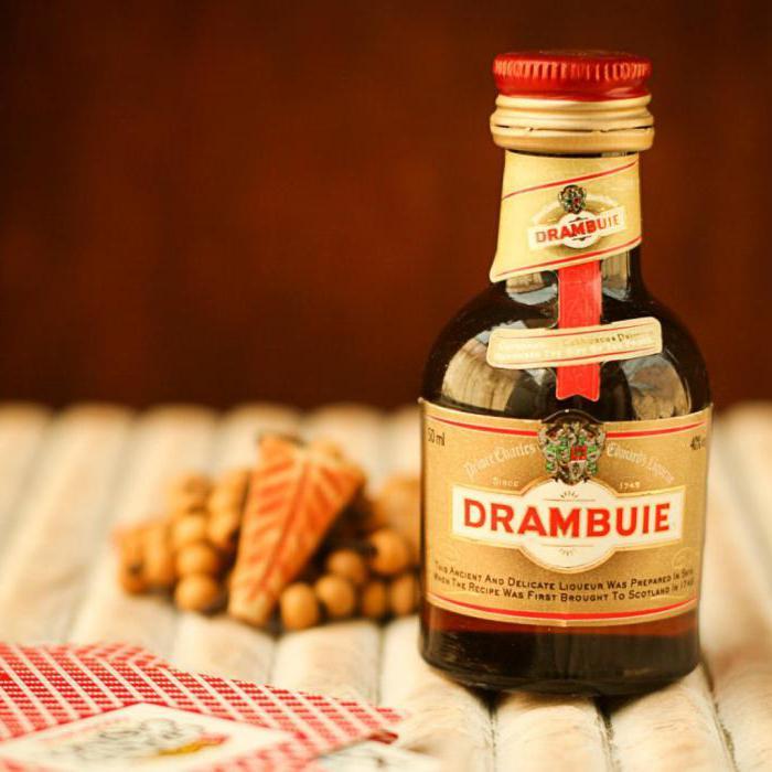 Ликёр Drambuie (Драмбуи)