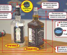 Виски Jack Daniel's: как отличить подделку