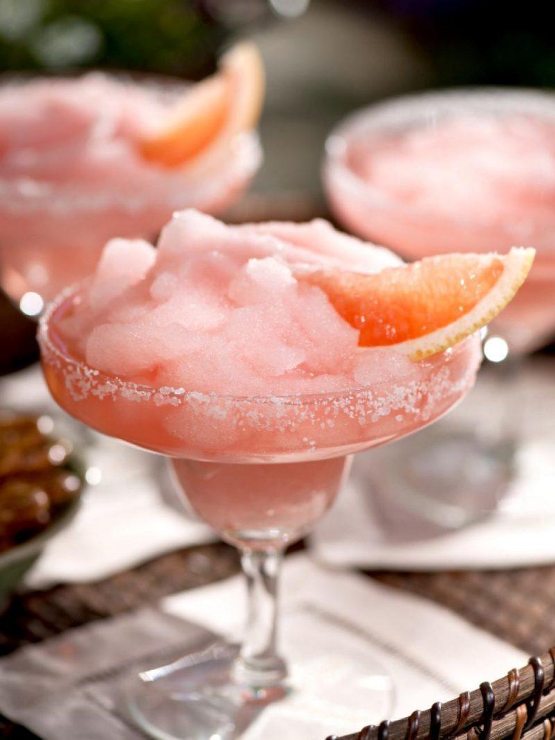 Коктейль Грейпфрутовая Маргарита (Grapefruit Margarita)
