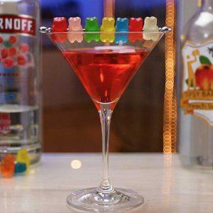 Коктейль Мармеладная Маргарита (Cocktail Margarita Jelly)
