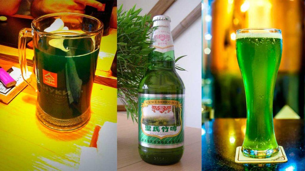 "Бамбуковое пиво ""Тануки"""