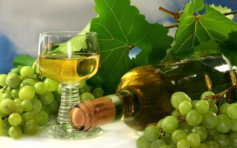Рецепт вина из листьев винограда