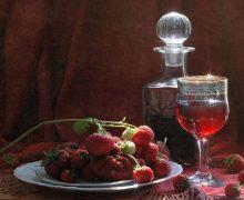 Рецепт земляничного вина