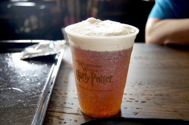 Рецепты сливочного пива из «Гарри Поттера»