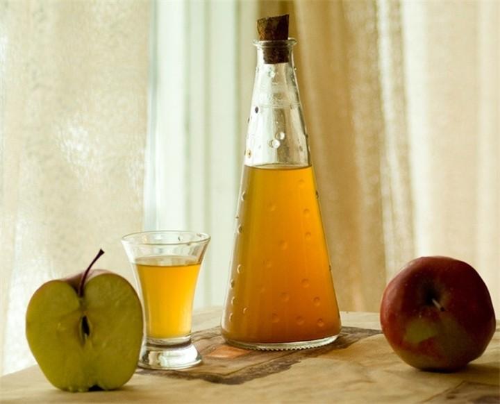 Яблочный ликер в домашних условиях
