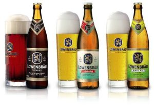 Пиво Löwenbräu (Ловенброй)