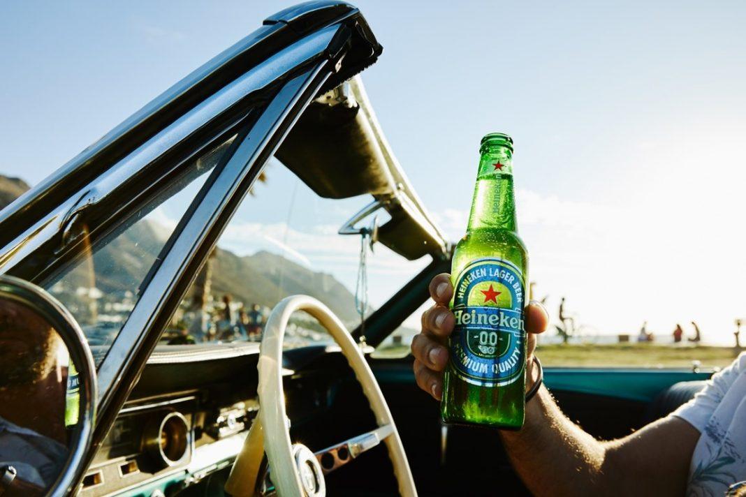 Безалкогольное пиво и вождение