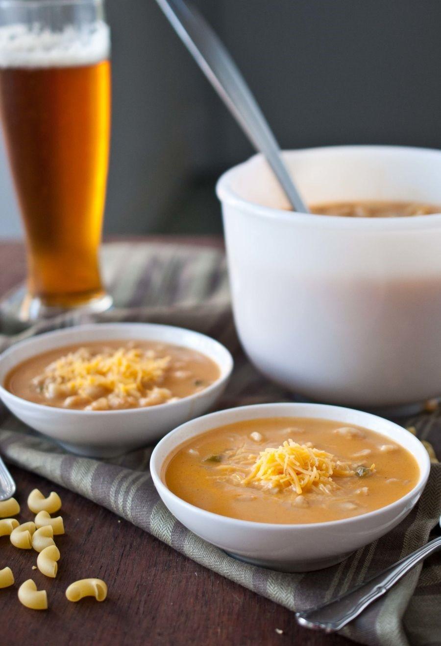 Как приготовить суп из пива в домашних условиях