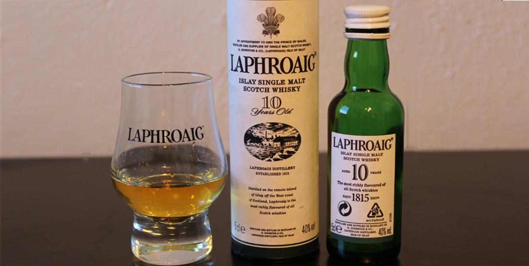 Виски Laphroaig Laphroaig (Лафро́йг)