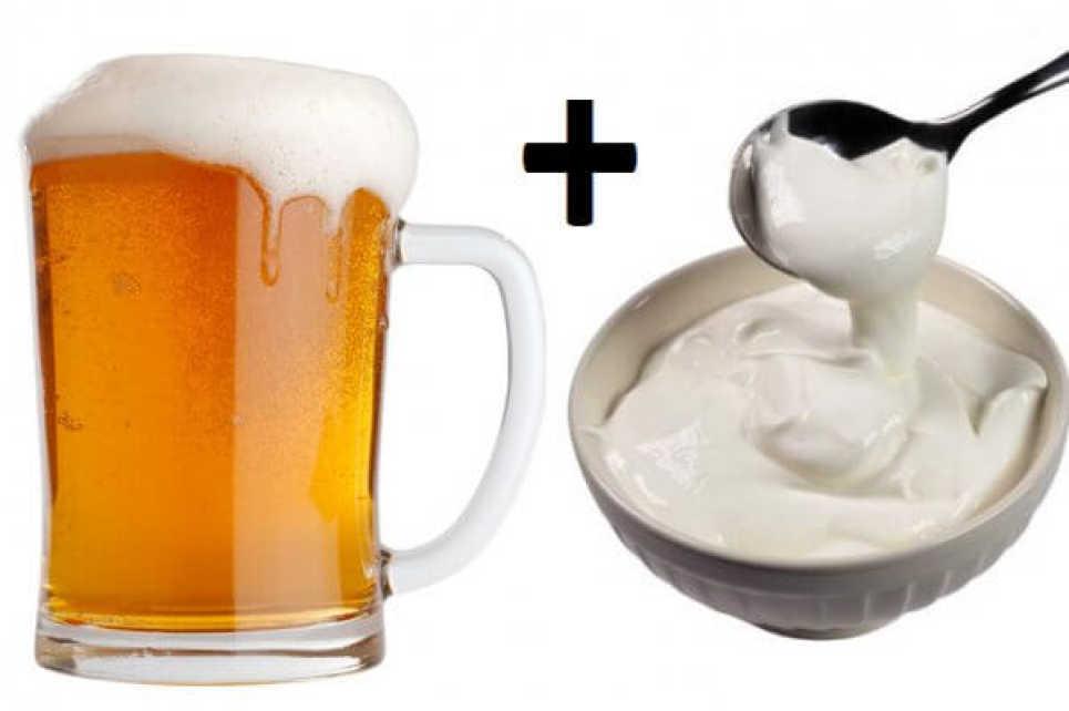 Пиво со сметаной. Набор массы и повышение потенции