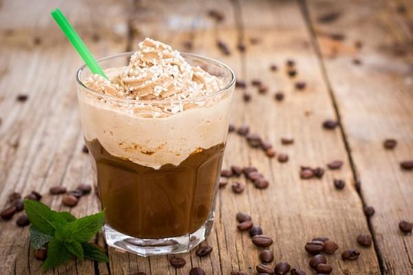 Молочно-кофейный пунш безалкогольный
