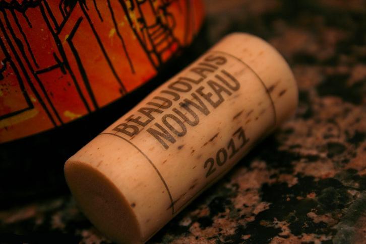 Божоле нуво – ноябрьский праздник молодого вина