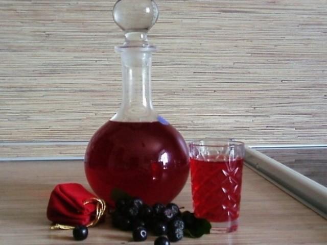 Виноградная настойка на водке или спирту