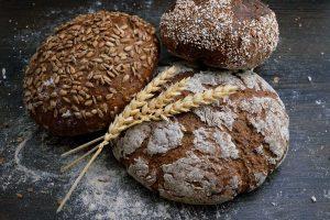 ржаной черный хлеб