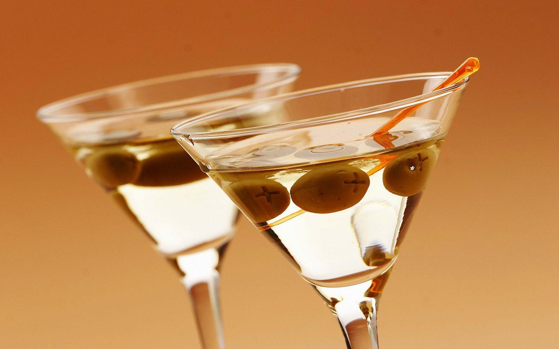 Калорийность мартини