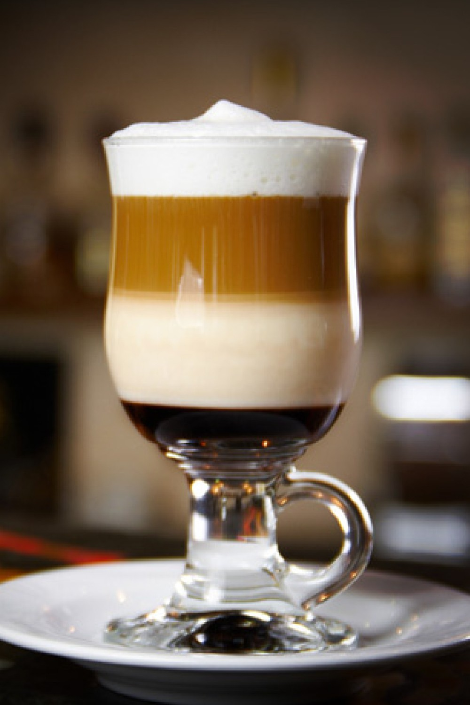 Коктейль Мадам кофе