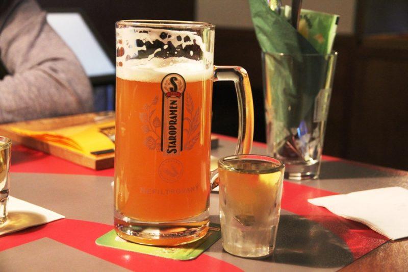 Можно ли запивать водку пивом?