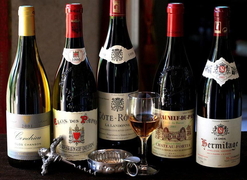 О возможности употребления вина в умеренных количествах