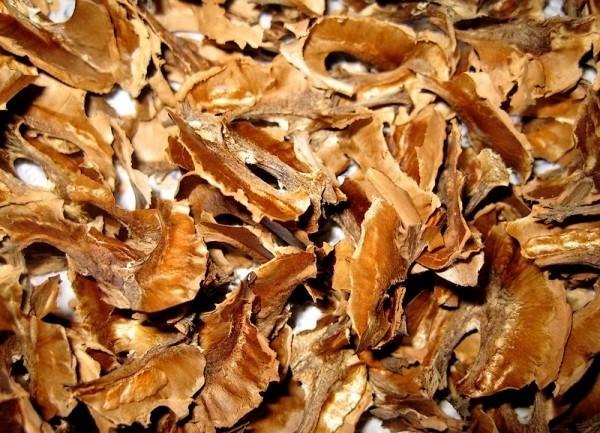 Настойка на водке и перегородках грецких орехов