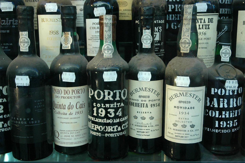 Португальское вино – Портвейн. История, виды, коктейли. Как пить портвейн?