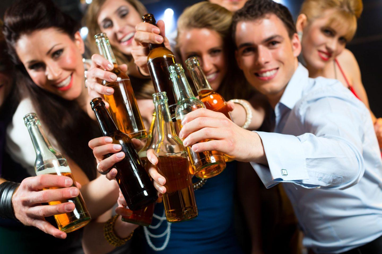 Потребление пива на душу населения. Статистика по России и в мире