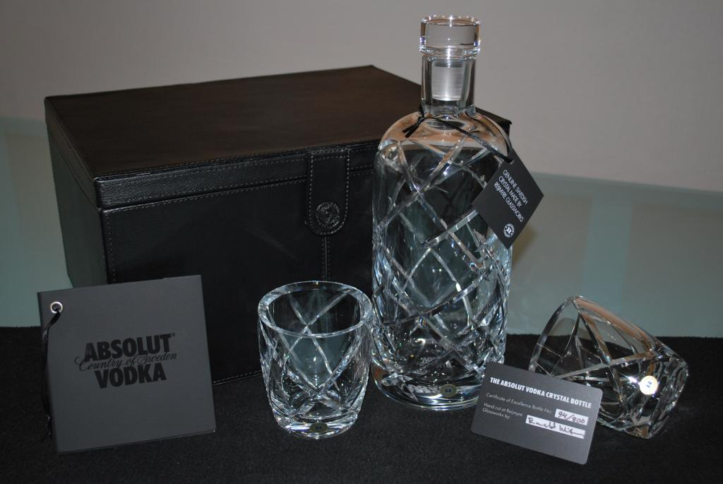Absolut Crystal
