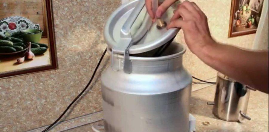Как сделать самогонный водка самогонный аппарат с теном форум