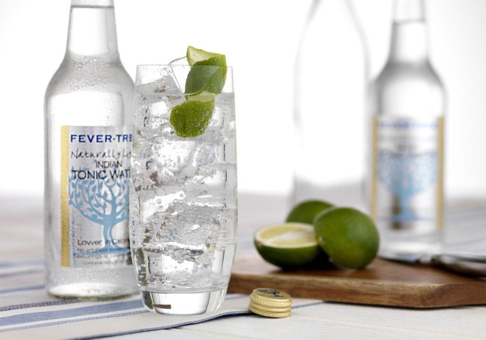 Коктейль Водка с тоником (Vodka Tonic)
