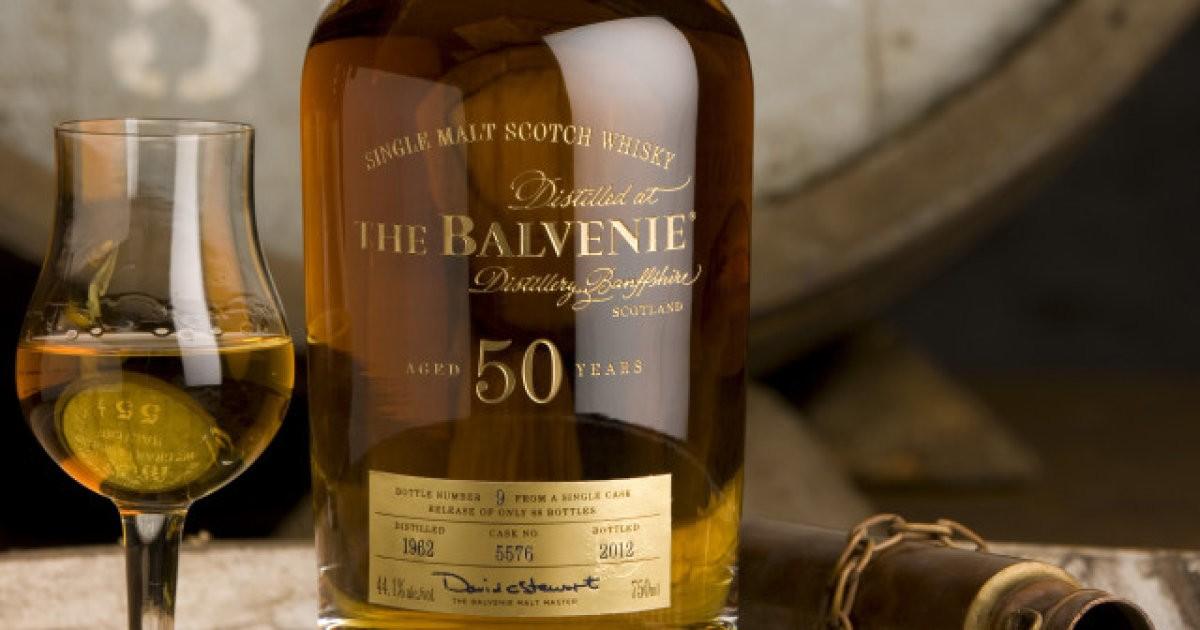Balvenie 50
