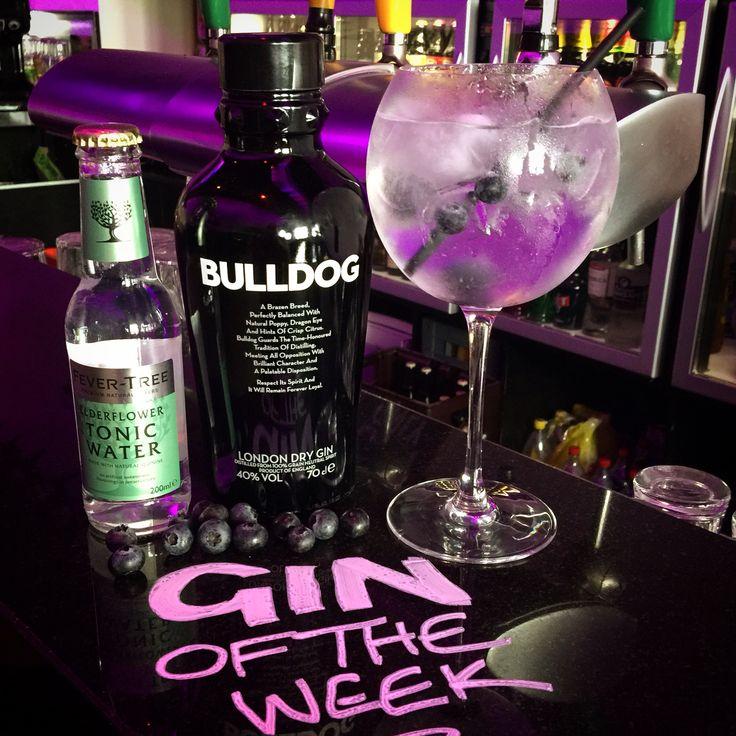 Bulldog Gin (Джин Бульдог)