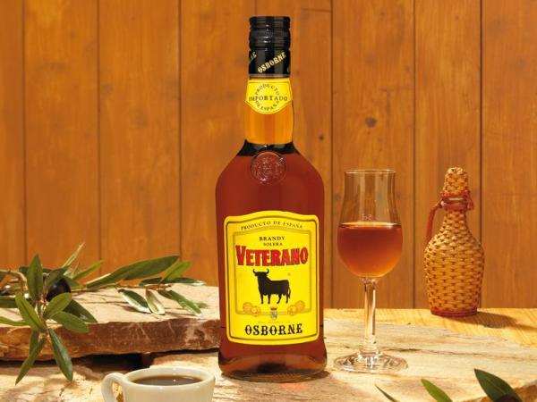Бренди Veterano (Ветерано)