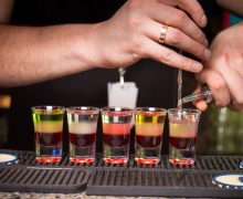 Метод приготовления коктейлей – BUILD