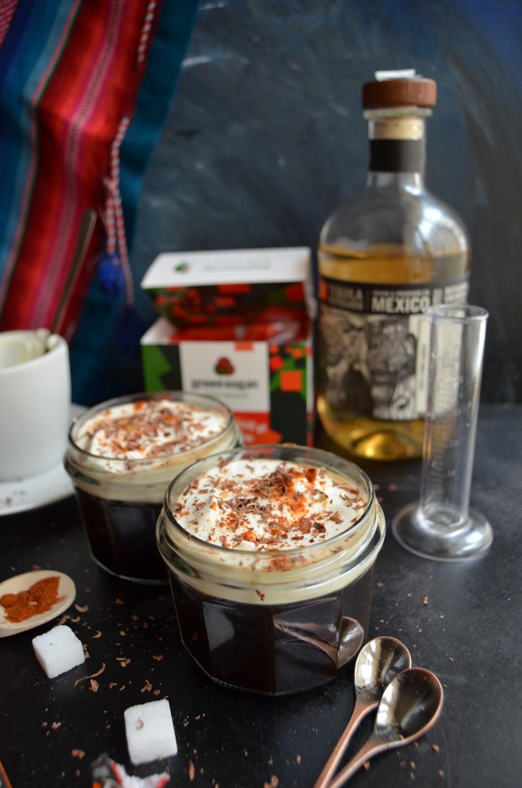 Коктейль Кофе с текилой или Мексиканский кофе