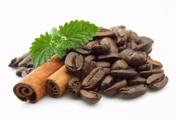 Кофе со вкусом ванили и мяты